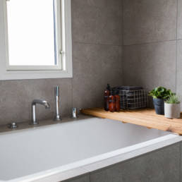 Ballentind Design® - badekar bænk